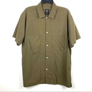 Publish by Urban Outfitters Button Down Shirt L